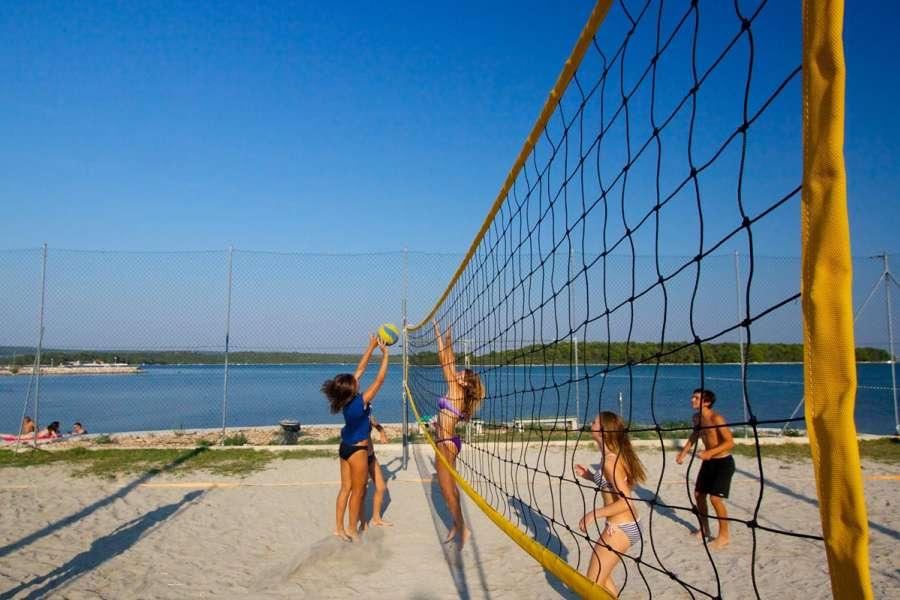 Top ten sandy beaches in Dalmatia
