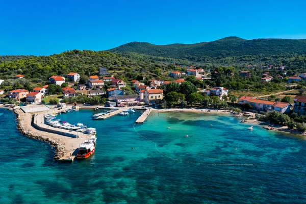 How to use your time on Pašman island?
