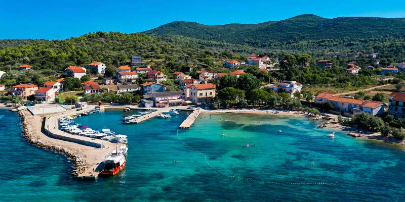 Kako najbolje iskoristiti odmor na otoku Pašmanu?